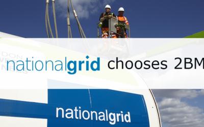 National Grid chooses 2BM