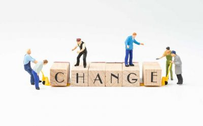 How can we achieve successful organizational change management?